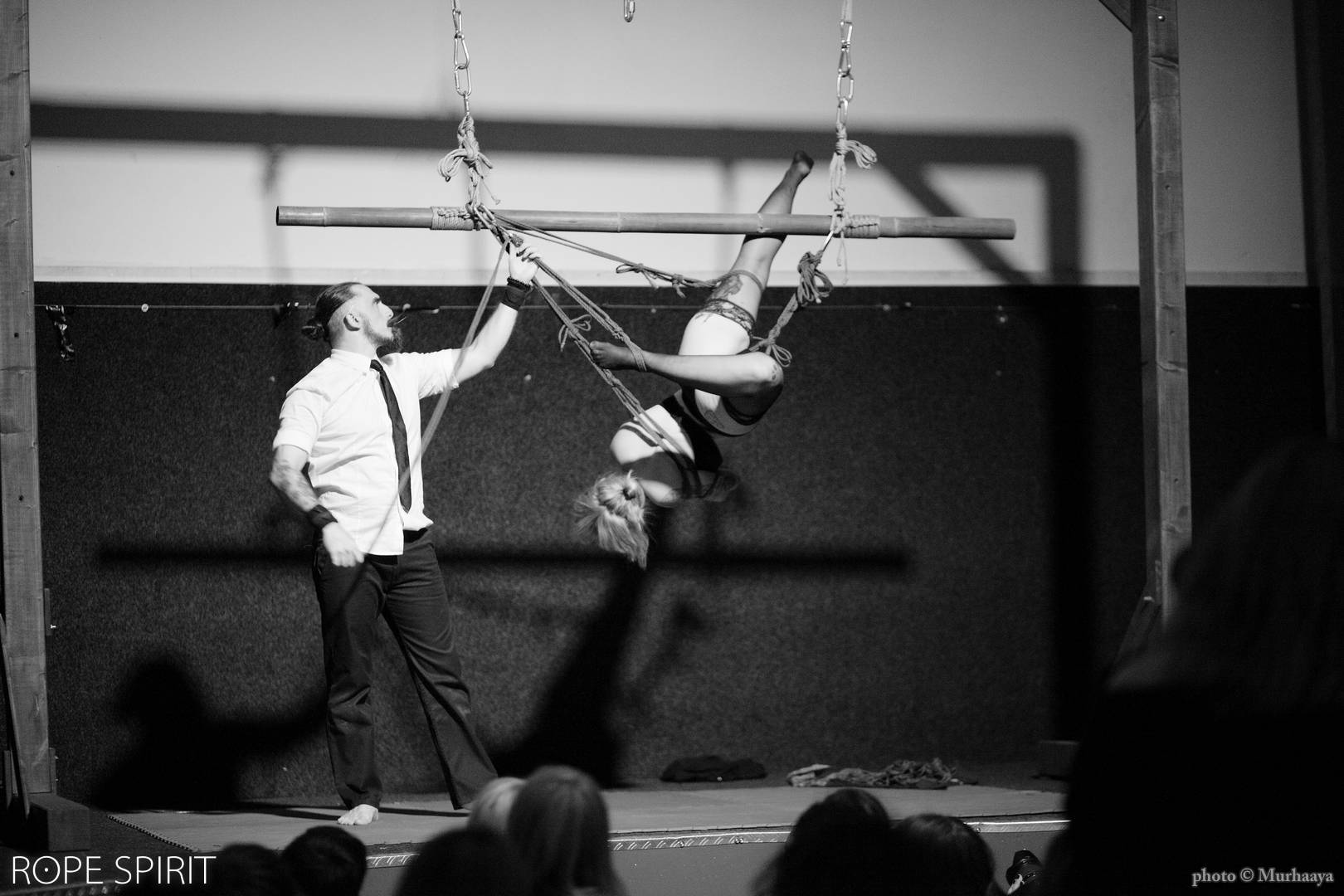 Intimita, důvěra i vášeň – jaký byl letošní Rope spirit?